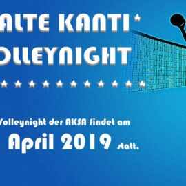 Alte Kanti Volley-Night 2019